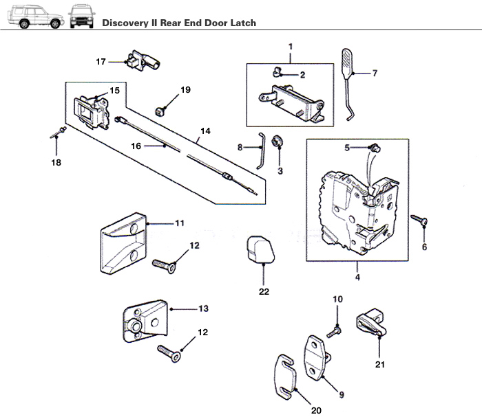 Car Door Lock Mechanism Diagram on 2002 ford explorer tailgate parts diagram